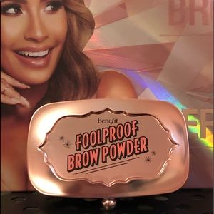 Benefit Foolproof Brow Powder # 3